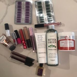 Other - THE BIG makeup and skincare lot